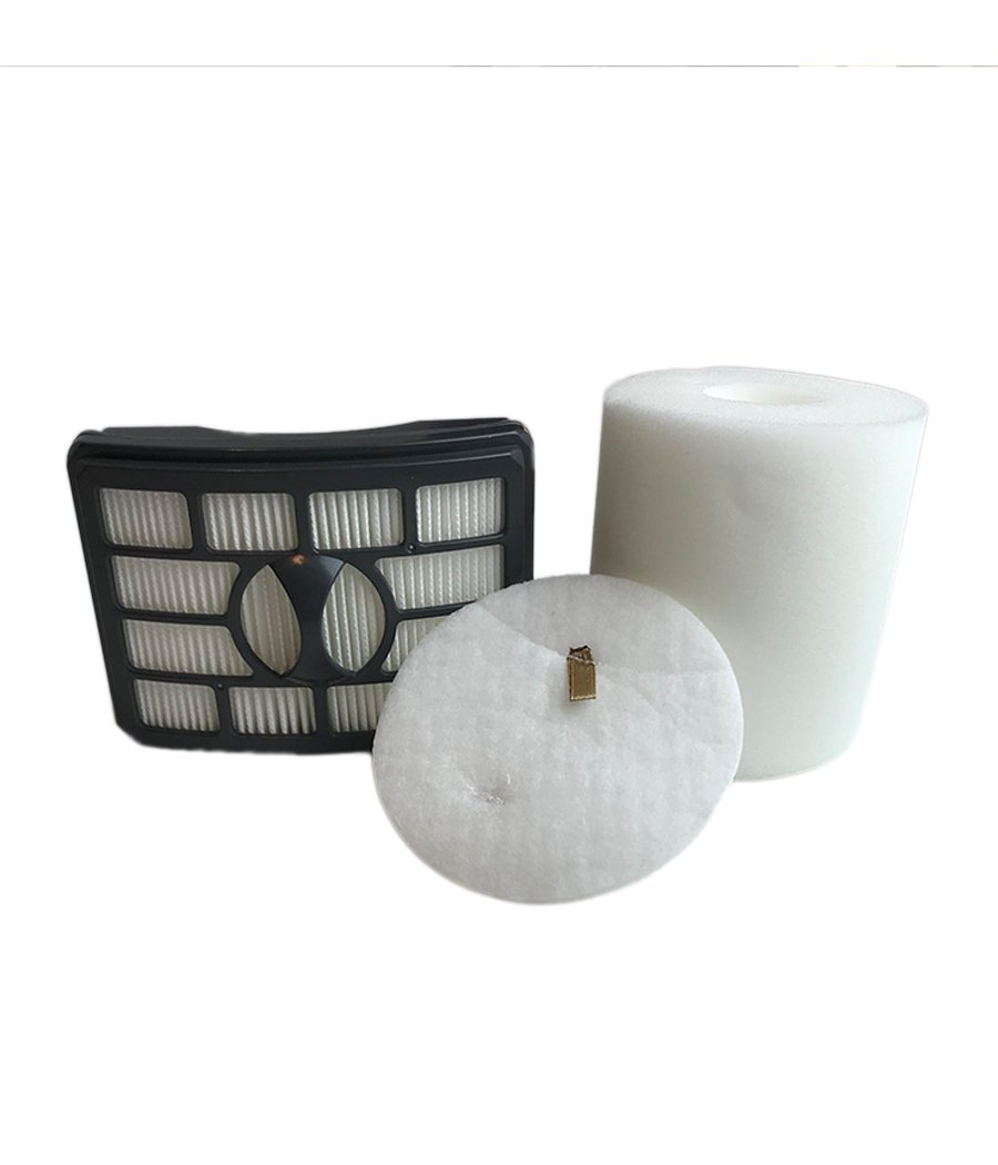 Shark Rotator Pro Lift-Away NV500 HEPA Filter & Foam Filter Kit, Compare to Part # XHF500 & XFF500, Designed & Engineered by Crucial Vacuum