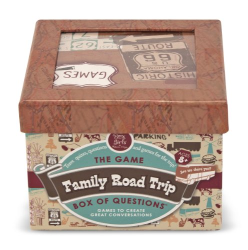 Melissa & Doug Family Road Trip Box of