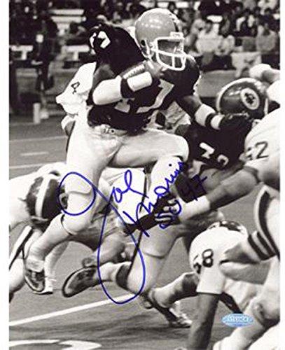 Joe Morris Syracuse 8x10 Photograph