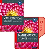 img - for IB Mathematical Studies Print and Online Course Book Pack: Oxford IB Diploma Program book / textbook / text book
