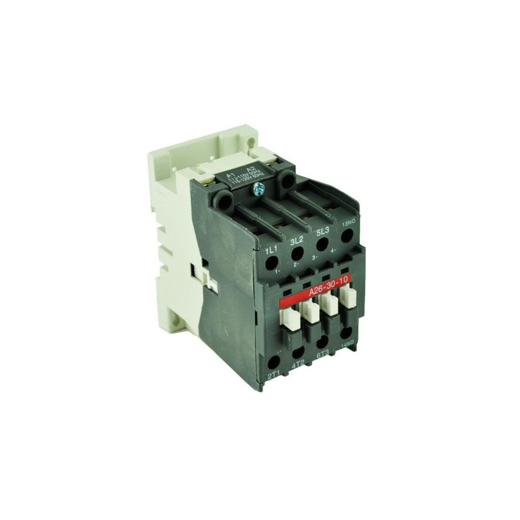 TELEMECANIQUE LC2-D40 AC Contactor LC2D40 LC2D4011-G6 120V Coil 3 Phase 3 Pole 40 Amp Direct Replacement