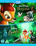 Bambi / Bambi 2 - Double Pack [Blu-ray]