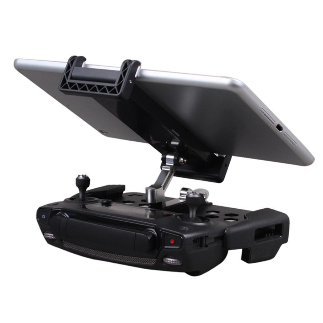 bescita Tablette Support pour téléphone portable Support rabattable pour Mavic Pro Phantom DJI quacopter Drone