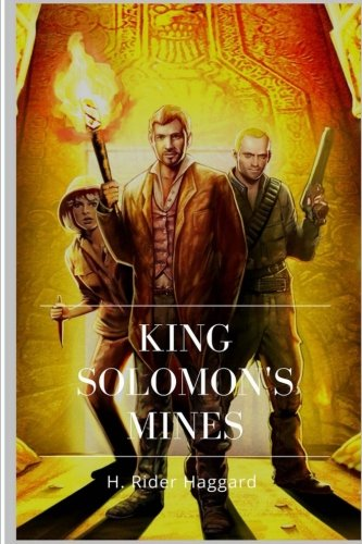Read Online King Solomon's Mines pdf