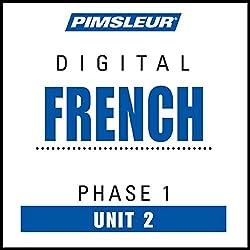 French Phase 1, Unit 02