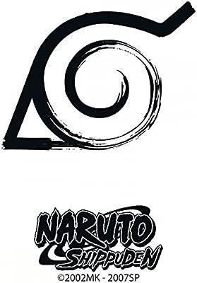 Naruto - Konoha Símbolo - Cristal | Original manga anime ...