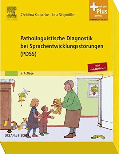 Patholinguistische Diagnostik Bei Sprachentwicklungsstörungen  PDSS   Mit Zugang Zum Elsevier Portal