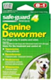 8 in 1 Safe Guard Canine Dewormer 2-pack (6 Pouches)
