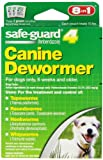 Safe Guard Canine Dewormer For Small Dogs Review and Comparison