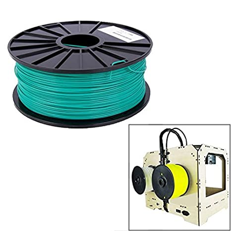 Bobina de hilo Pla 1.75 mm Biodegradable impresora 3d filamento ...