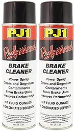 PJ1 40-2-1-2PK Pro Brake Cleaner, 26 oz, 2 Pack (CA Compliant)