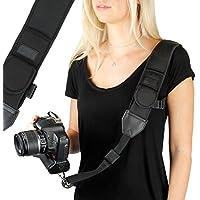 USA GEAR Camera Strap Shoulder Sling with Adjustable...