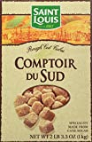 Pure Natural Amber Cane Sugar in Cubes from France 2 lbs 3.3 oz. /1 Kg