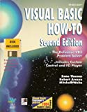 Visual Basic How-To, Arnson, Robert and Thomas, Zane, 1878739425