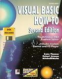 Visual Basic How-To, Arnson, Robert and Thomas, Zane, 1878739425