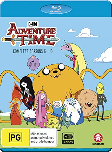 Adventure Time - Seasons 6-10