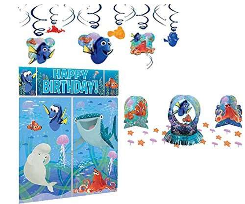 Finding Dory Complete Room Decorating Kit