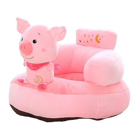 Amazon.com: ZFF-ertongshafa - Sofá de peluche para niños con ...