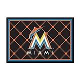 Florida Marlins Rug 4'x 6'