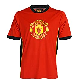 Maillot Manchester United FC - Collection officielle MANCHESTER UNITED FC- Taille adulte homme L