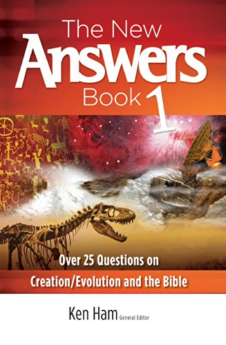 The New Answers Book: Over 25 Questions on Creation / Evolution and the - Stores Capital City Mall