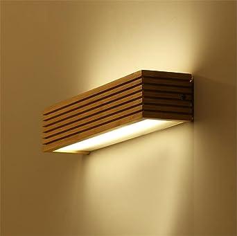 Hu0026M Spiegelleuchte Badezimmer Spiegel Vorne Licht Modern Ultra Bright  Energy Saving Rechteck LED Wandleuchten Bild