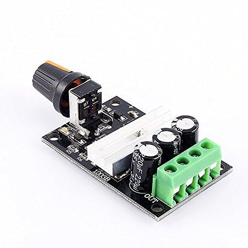 Screwdriver Tool PWM DC 6V 12V 24V 28V 3A Motor Speed Control Switch Motor Speed Variable Regulator Controller Switch 1230B 80W
