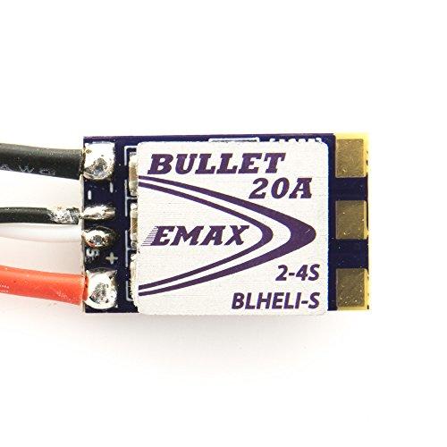 Price comparison product image EMAX D-Shot Bullet Series 20A ESC(BLHELI_S)