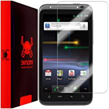 Skinomi TechSkin - Screen Protector Shield for HTC ThunderBolt + LIFETIME REPLACEMENTS