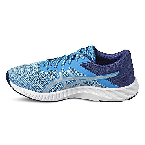 Lyte Correr para Blue Blau Blue Indigo Silver para Fuzex Mujer Zapatos Asics 2 Diva BqX5wvT