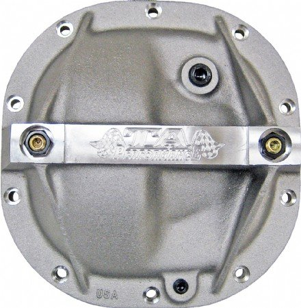 (TA Performance Aluminum Rearend Girdle Cover for Ford 8.8
