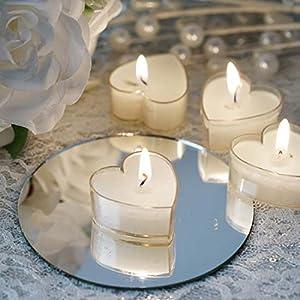 51k7Lk4AXhL._SS300_ Candle Wedding Favors