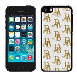 Lovely Dooney Bourke DB 09 iPhone 5c 5th Generation Black Phone Case