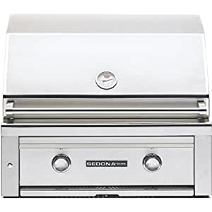 Lynx Sedona 24-inch Gas Bbq Grill - Built-in L400-lp