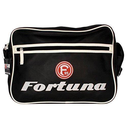 Fortuna Düsseldorf Retro-Tasche groß