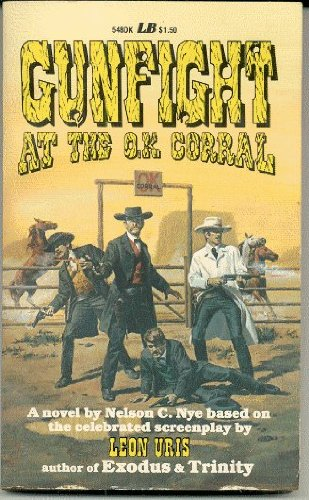 GUNFIGHT AT THE O.K. CORRAL - LEISURE 548DK