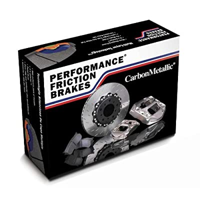 Performance Friction Corporation 702.20 Carbon Metallic Brake Pads: Automotive