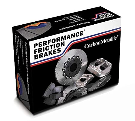 Amazon.com: Performance Friction 0833.20 Carbon Metallic Brake Pads: Automotive