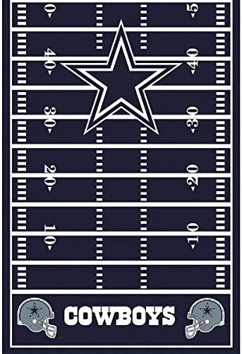 Dallas Cowboys Table Cover for Party