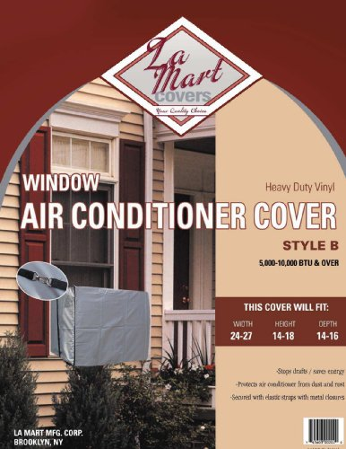 Air Conditioner Cover Style B by Unknown