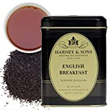 Harney & Sons Loose Leaf Black Tea English Breakfast, 4 Ounce