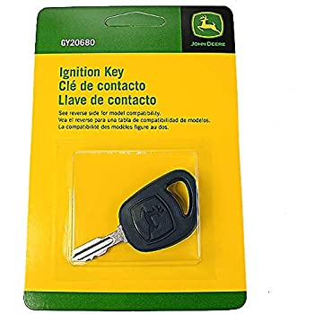 John Deere Original Equipment Key #GY20680