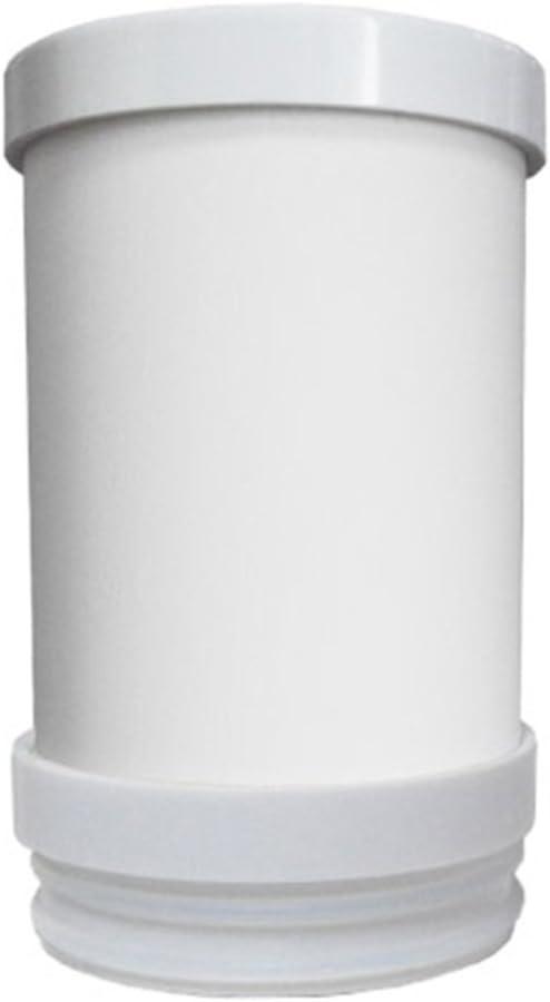 FairytaleMM White Ceramics Instalación manual simple de bricolaje Nuevo filtro de repuesto para el grifo de la ...