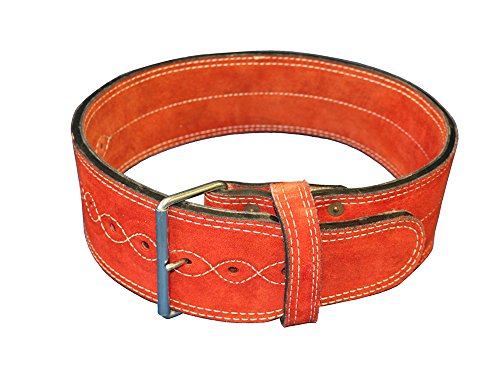 Cheap Ader Secondhand Quality Single Buckle Belt- Red (Small)