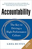 img - for Accountability: The Key to Driving a High-Performance Culture (Business Books) book / textbook / text book