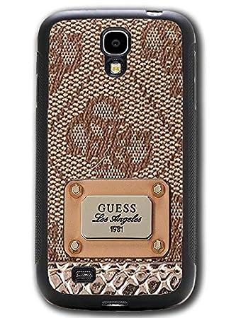 hot sale online f88bd 52177 Cool Samsung Galaxy S4 Guess Tasche Hülle, Brand Logo ...