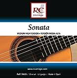 Royal Classics SN10 Sonata Nylon Guitar Strings, Medium-High Tension