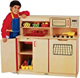 Jonti-Craft 0287JC 4-In-1 Kitchen Activity Center