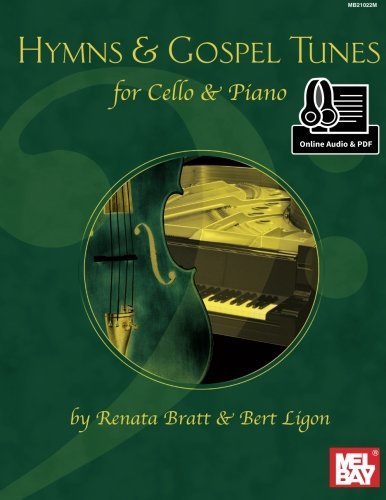 Hymns & Gospel Tunes for Cello & Piano ()