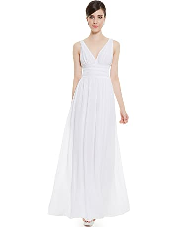 1b40321aa5 Ever-Pretty Sleeveless V-Neck Semi-Formal Maxi Evening Dress 09016